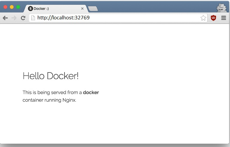Lab 5 : Deploying Applications with Docker | OneCloud Classes